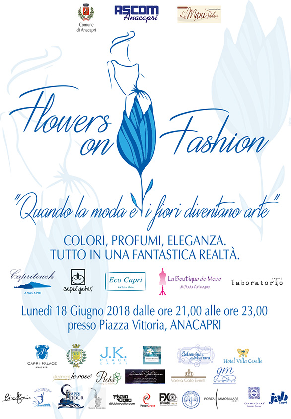 Locandina Flowers Of Fashion