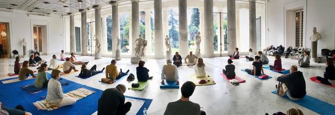 Yoga By Sorrentino | Il Mattino ©