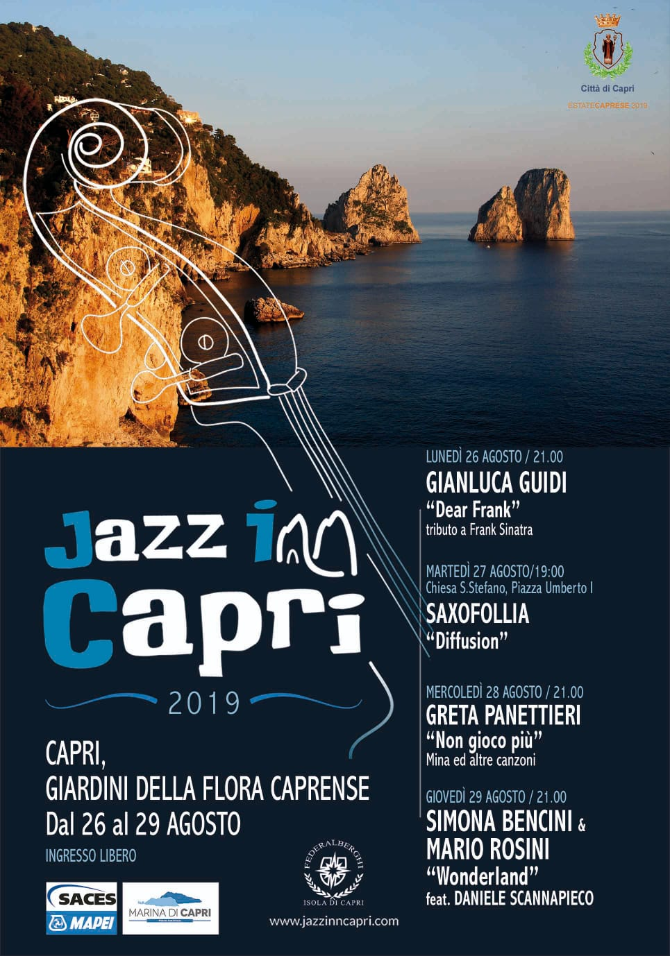 JAZZ Inn Capri 2019