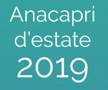 2019 | Anacapri d'Estate