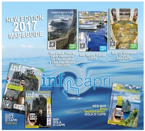 New edition map & guide 2017